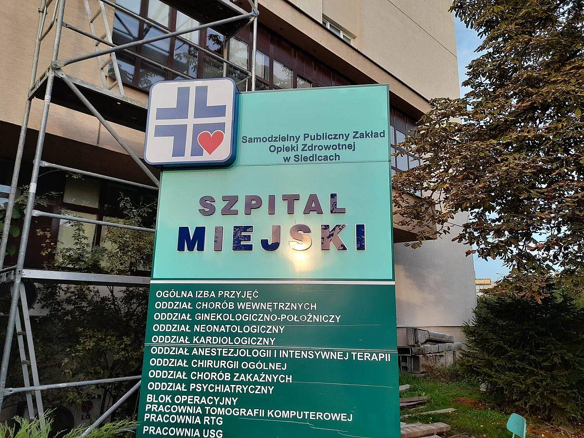 Szpital Miejski w Siedlcach