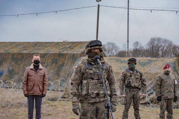 Dowódca 18. Dywizji gen. Jarosław Gromadziński Fot. 18. Dywizja/Fb