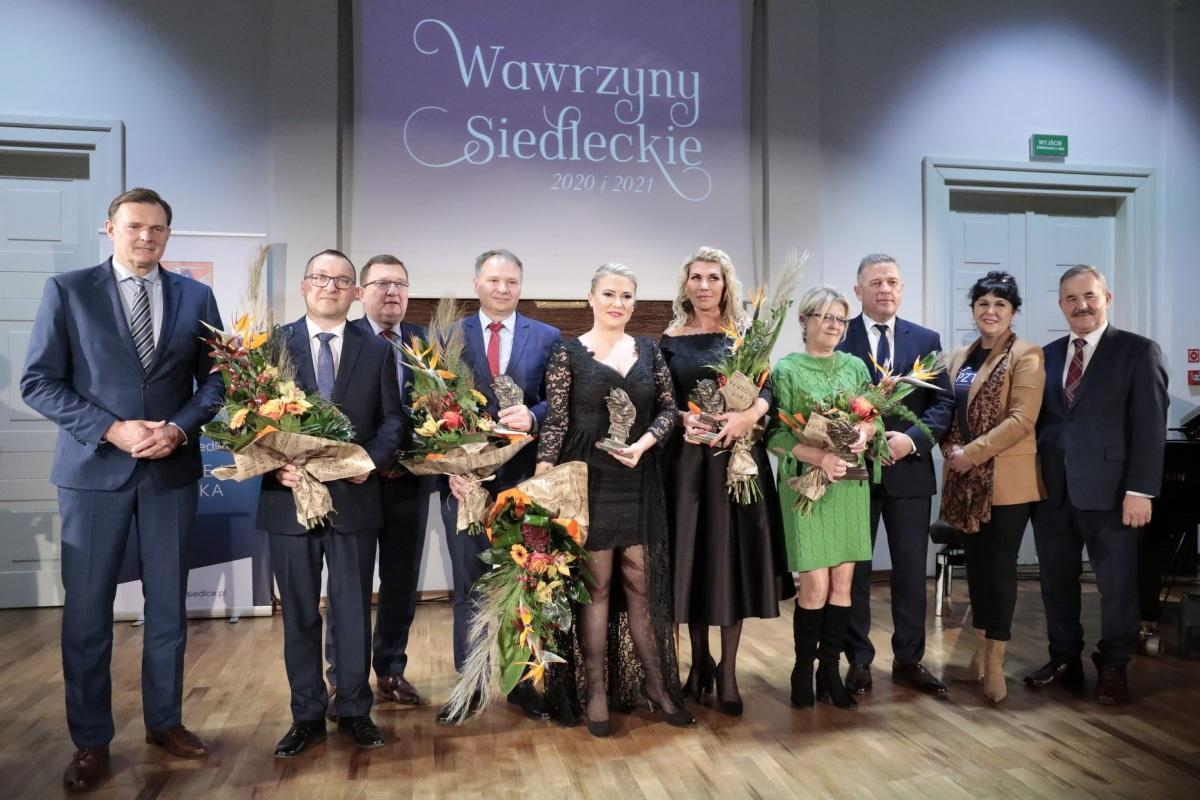 Siedleckie Wawrzyny za rok 2020 i 2021